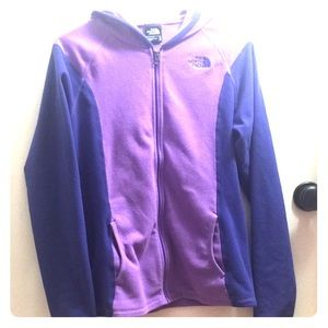North face juniors jacket
